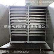 小型香菇木耳式烘干设备厂家热销热分循环网带式干燥机