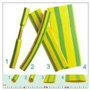 供应黄绿双色热缩管
