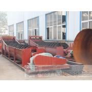 洗沙设备满足绿色生产需求