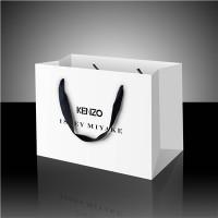 纸袋定做 白卡纸手提袋 印刷企业logo 免费设计