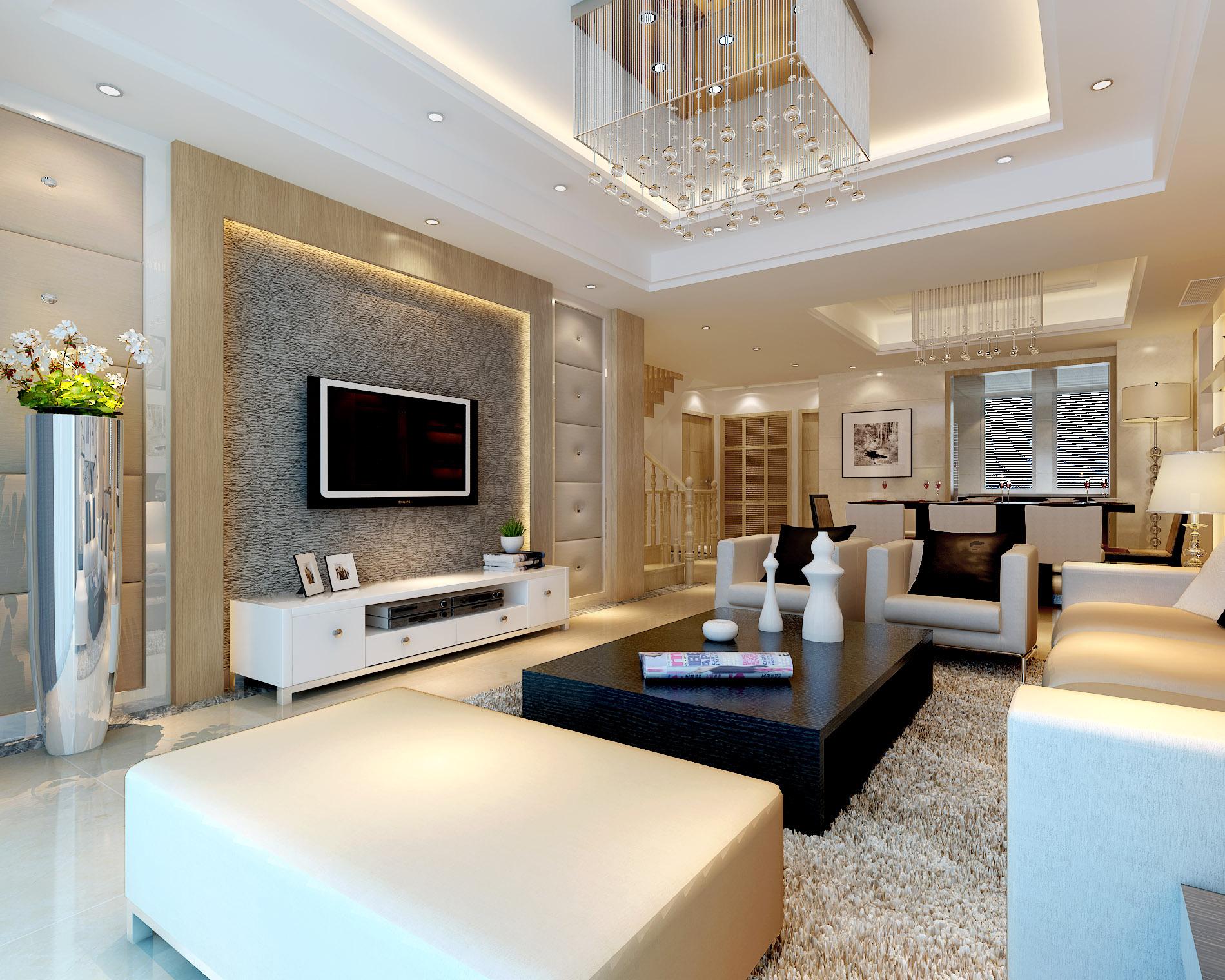 郑州客厅装修怎么收费