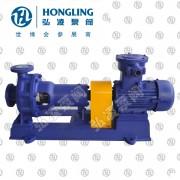IHF型号氟塑料化工泵