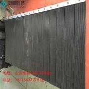 供应优质防尘帘 煤矿导料槽专用防尘帘 聚氨酯挡尘帘