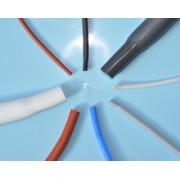 彩色耐高温硅胶热缩管