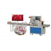 保定市科胜250型枕式包装机丨小面包枕式包装机|河北包装机