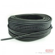 Driflex波浪型防水金属软管配套304不锈钢软管接头