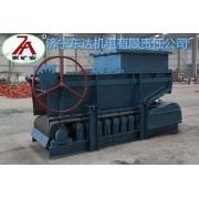 GLD2200/7.5型变频调速甲带给煤机安装方式