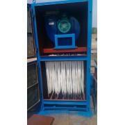 天宏环保单机布袋除尘器的调试规则