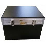 厂家直销深圳德霖__120寸带锁安全箱中空板骨架箱
