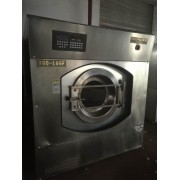 淄博二手600磅卧式水洗机哪有卖的二手海狮100洗脱机转让
