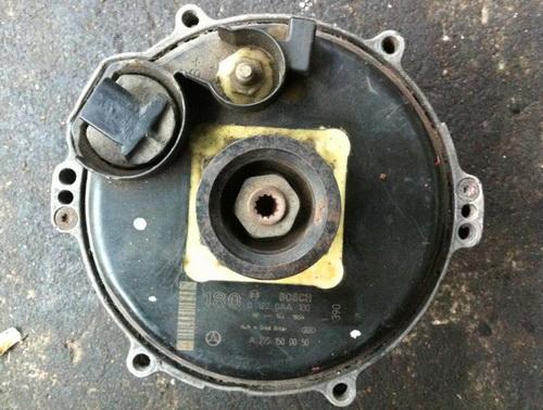 奔驰S600水冷发电机 汽油泵 方向机 刹车盘
