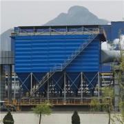 分室反吹布袋除尘器的构造及工作原理