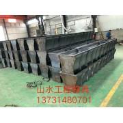 铁路隔离墩钢模具出厂价 隔离墩模具制作工艺