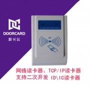 新长远网络接口读卡器 桌面式ID读卡器 TCP/IP读卡器