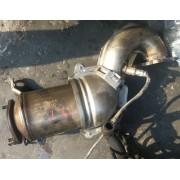 奥迪A1 A3 1.4T三元催化 元宝梁 空调泵 下摆臂