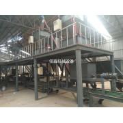 FS免拆复合保温板设备实施全自动生产提高企业生产效率