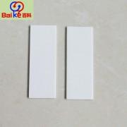 氮化铝陶瓷片,高热导氮化铝陶瓷板AIN 氮化铝金属化