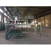 厂家供应全自动绿色生产机械TC复合保温板设备深受厂家追捧