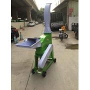 新款农作物铡草粉碎机 青贮铡草粉碎机