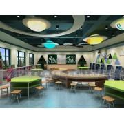 中小学校园创客空间设计方案,这家学校创客室效果图真厉害