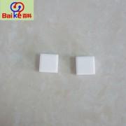 氧化铝耐磨陶瓷片,钢铁厂专用耐磨陶瓷片