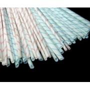 红条纹黄腊管/蓝条纹黄腊管