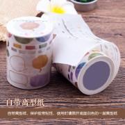 来图定制烫金烫银手帐小物件手工DIY装饰和纸胶带
