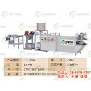 山东豆腐皮机器仿手工 豆腐皮机批发商 盛隆豆腐皮机厂家