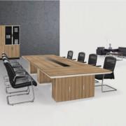 新款板式会议桌、洽谈桌、接待桌、圆桌会议