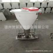 贺富养殖设备猪用干湿喂料器自动采食干湿喂料器