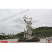 华阳雕塑 仙女雕塑 贵州雕塑 贵州雕塑厂