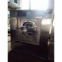廊坊转让库存二手水洗设备双棍电加热烫平机小型水洗厂首选机器