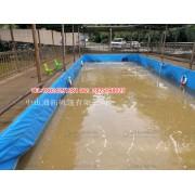 帆布蓄水池加工-帆布鱼池生产厂-养殖场帆布鱼池定做