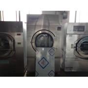 菏泽18年卧式水洗机转让二手100公斤脱水机多少钱