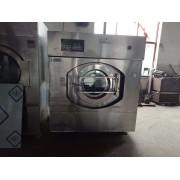 乌兰察布市二手100公斤海狮水洗机出售二手布草折叠机哪里有