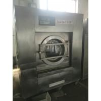 天津二手鸿尔100公斤水洗机价格优惠二手澜美折叠机报价