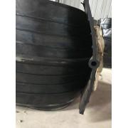 橡胶止水带装置时的方法