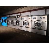 天津二手川岛三辊烫平机好品牌卖得放心二手水洗厂设备