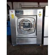 中卫市二手17年百强折叠机3米3转让二手100公斤鸿尔水洗机