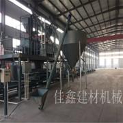 佳鑫供应外墙复合保温板设备新工艺新技术全自动化生产线