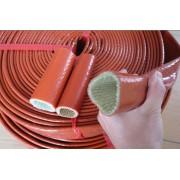 碳纤维耐高温绝缘防火套管耐高温1600°