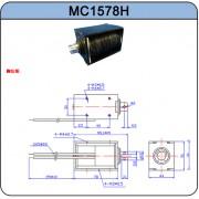 MC1578H推拉式电磁铁>alt=