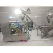 固体饮料包装机-速溶咖啡包装机-橙汁粉自动包装机