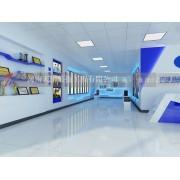 信阳科蓝环保公司展厅设计