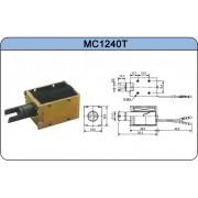 电磁铁生产厂家供应MC1240T推拉式电磁铁