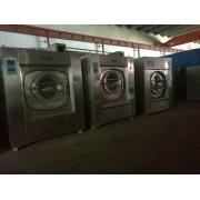 天津主要经营设备二手大型洗衣设备价格二手海狮100公斤洗脱机