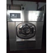 松原市洗衣店用二手小型水洗机多大合适出售二手海狮水洗设备