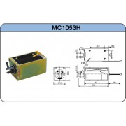 电磁铁生产厂家供应MC1053H推拉式电磁铁