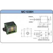 电磁铁生产厂家供应MC1038H推拉式电磁铁