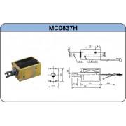 电磁铁生产厂家供应MC0837H推拉式电磁铁